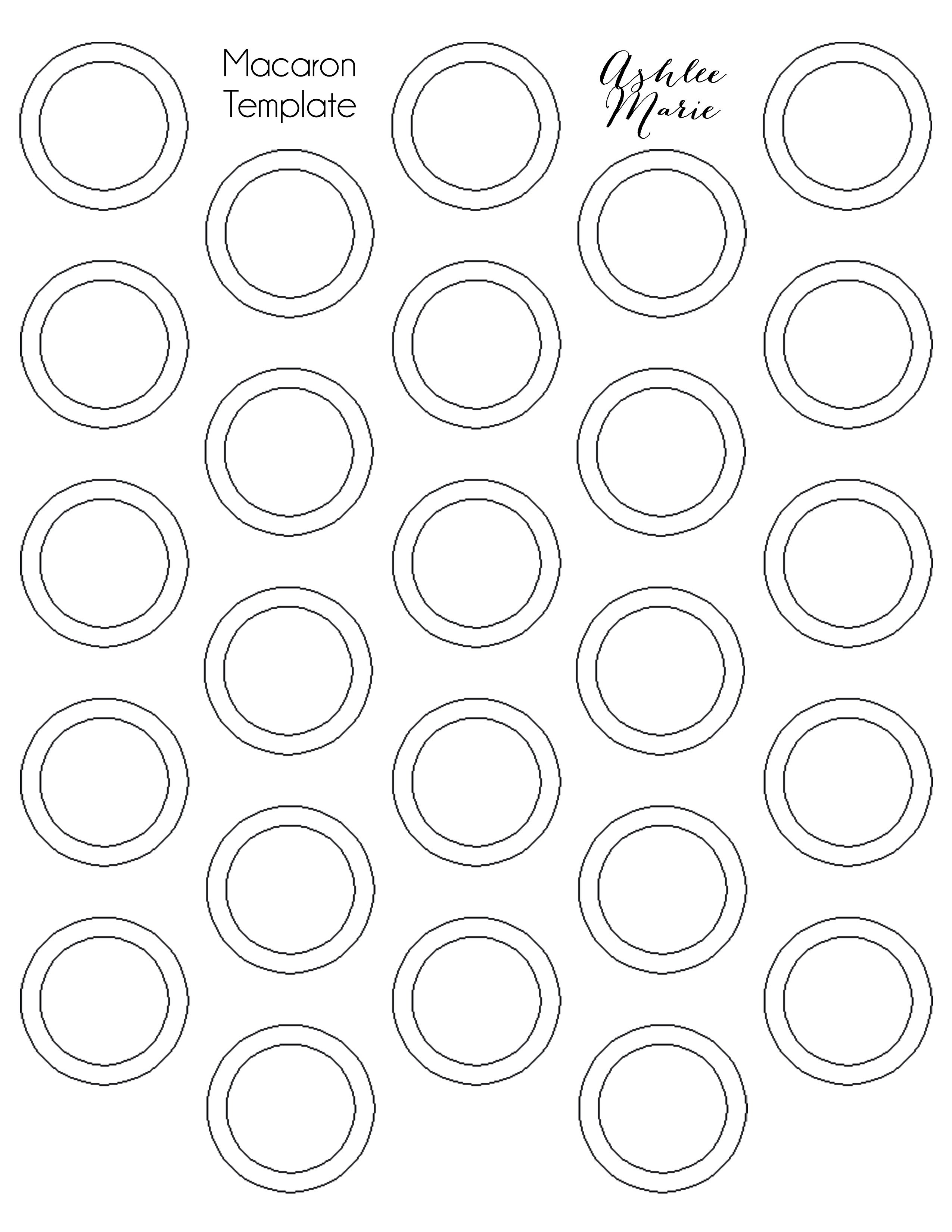 1 Inch Circle Template Template Printable Gallery Category Page 94