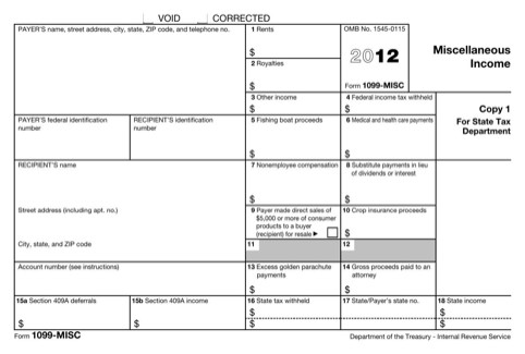 1099 Int Template Word Download 1099 form for Free formtemplate