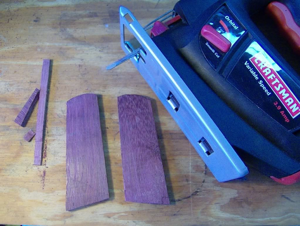 1911 Grip Template My Homemade 1911 Grip Project Update Step 3 Started