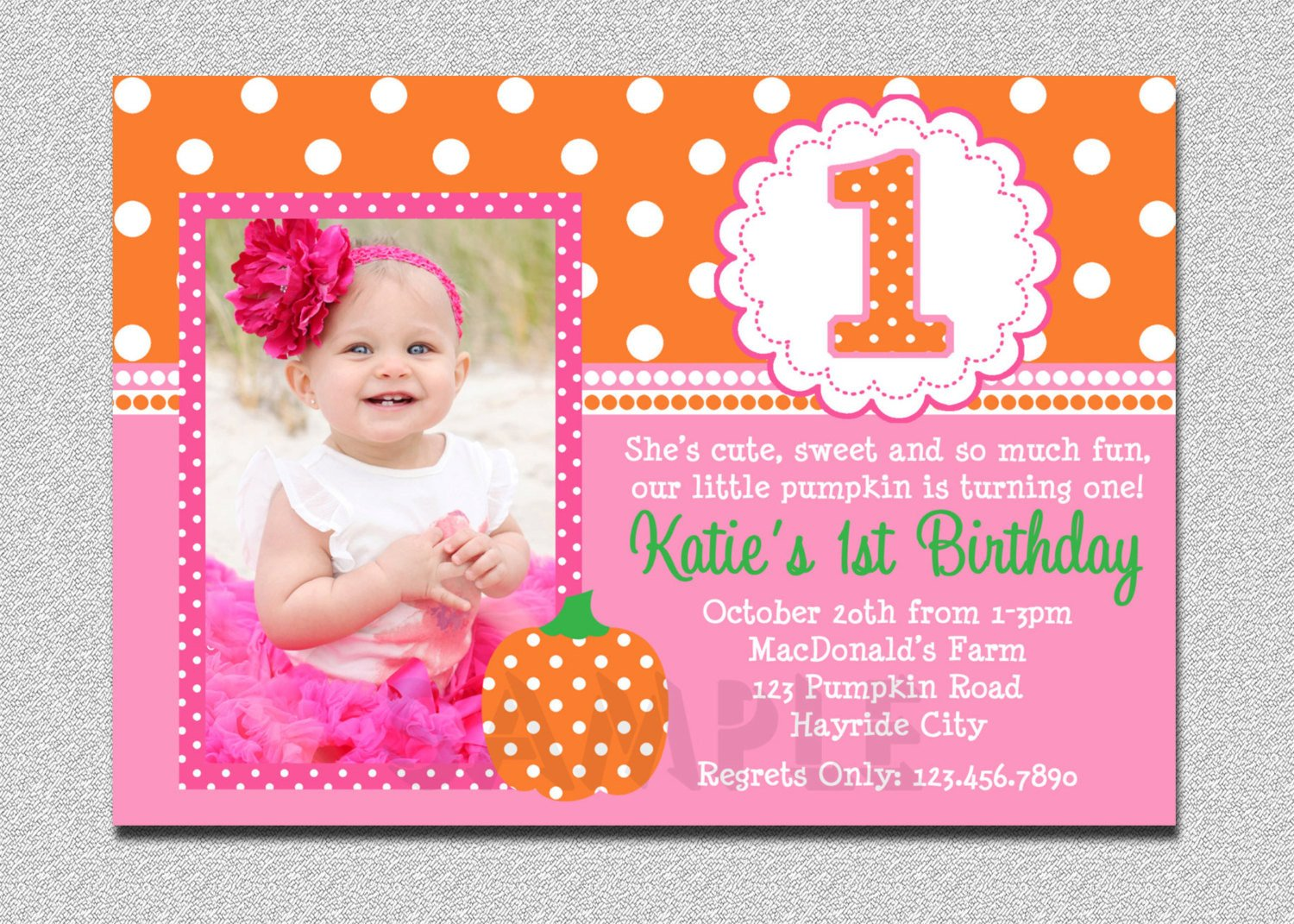 1st Birthday Invitation Template Free Templates for Birthday Invitations