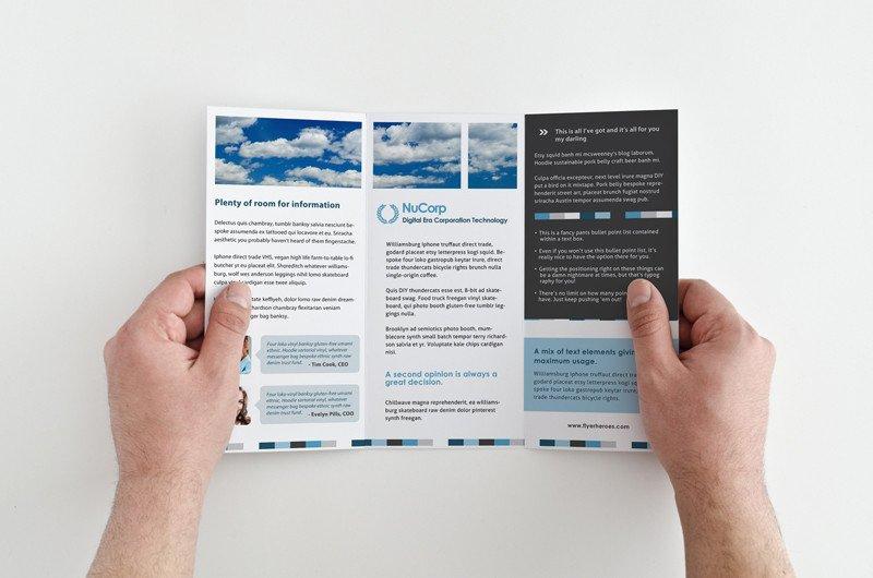 3 Fold Brochures Templates 3 Fold Brochure Template Brochure Templates On Creative