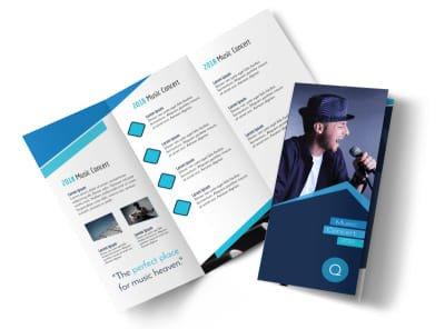 3 Fold Brochures Templates Brochure Templates