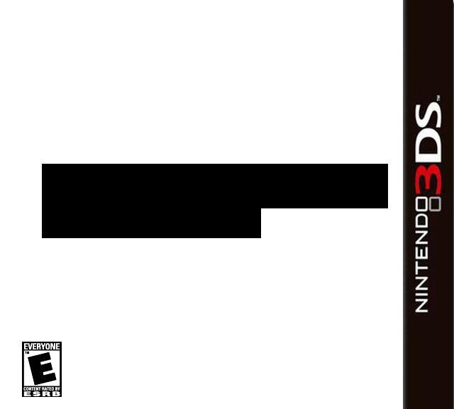 3ds Game Cover Template 3ds Game Cover Template by Jtmt88 Fs2004freak On Deviantart