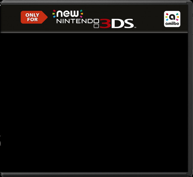 3ds Game Cover Template New Nintendo 3ds Template