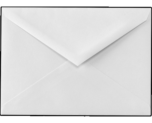 4 Bar Envelope Template 4 Bar Envelopes 3 5 8 X 5 1 8 24lb 24lb Bright White