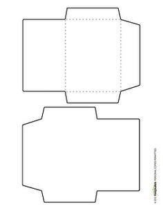 4 Bar Envelope Template 4 X 6 Envelope Template Bar 4 3 4 X 6 1 2