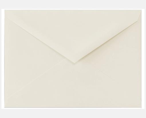 4 Bar Envelope Template Cotton Natural White 3 5 8 X 5 1 8 Envelopes