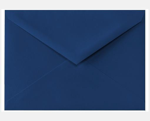 4 Bar Envelope Template Navy Blue 3 5 8 X 5 1 8 Envelopes Pointed Flap