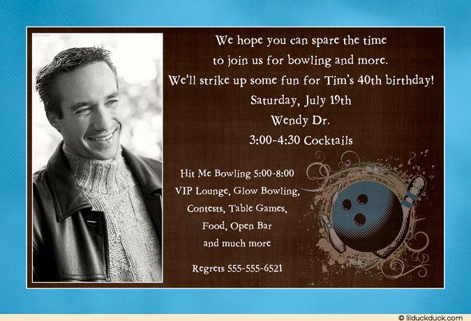 40th Birthday Invitation Wording 40th Birthday Party Invitations Wording Ideas – Bagvania