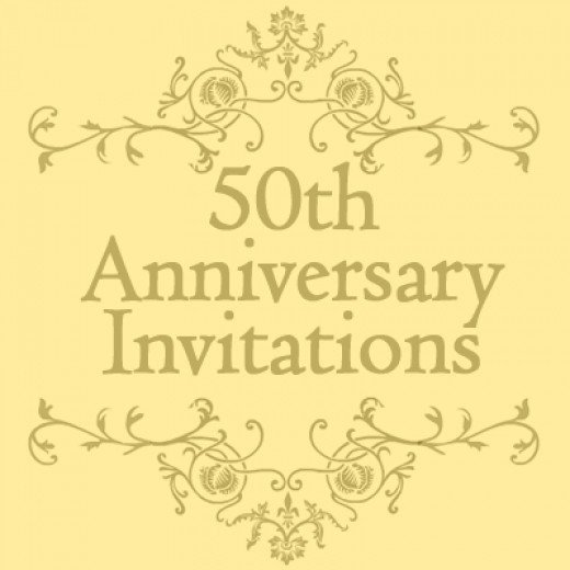 50th Anniversary Invitation Template Free 50th Wedding Anniversary Invitations Templates