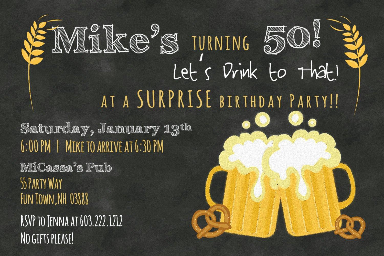 50th Birthday Invitations Templates 50th Birthday Invitation Wording Ideas