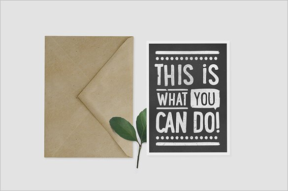 5x7 Postcard Template for Word 6 5x7 Envelope Templates Doc Psd Pdf