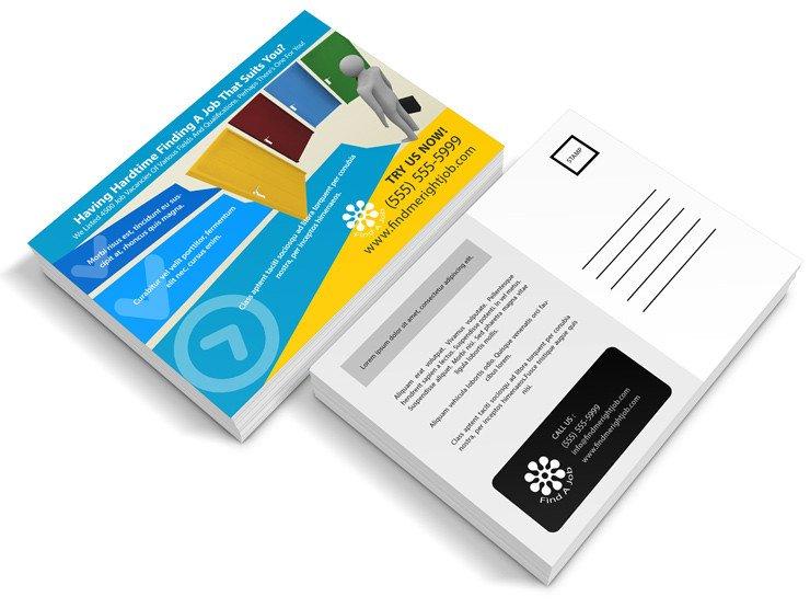 6 X 9 Postcard Template 6 5 X 9 Postcard Mockup Cover Actions Premium