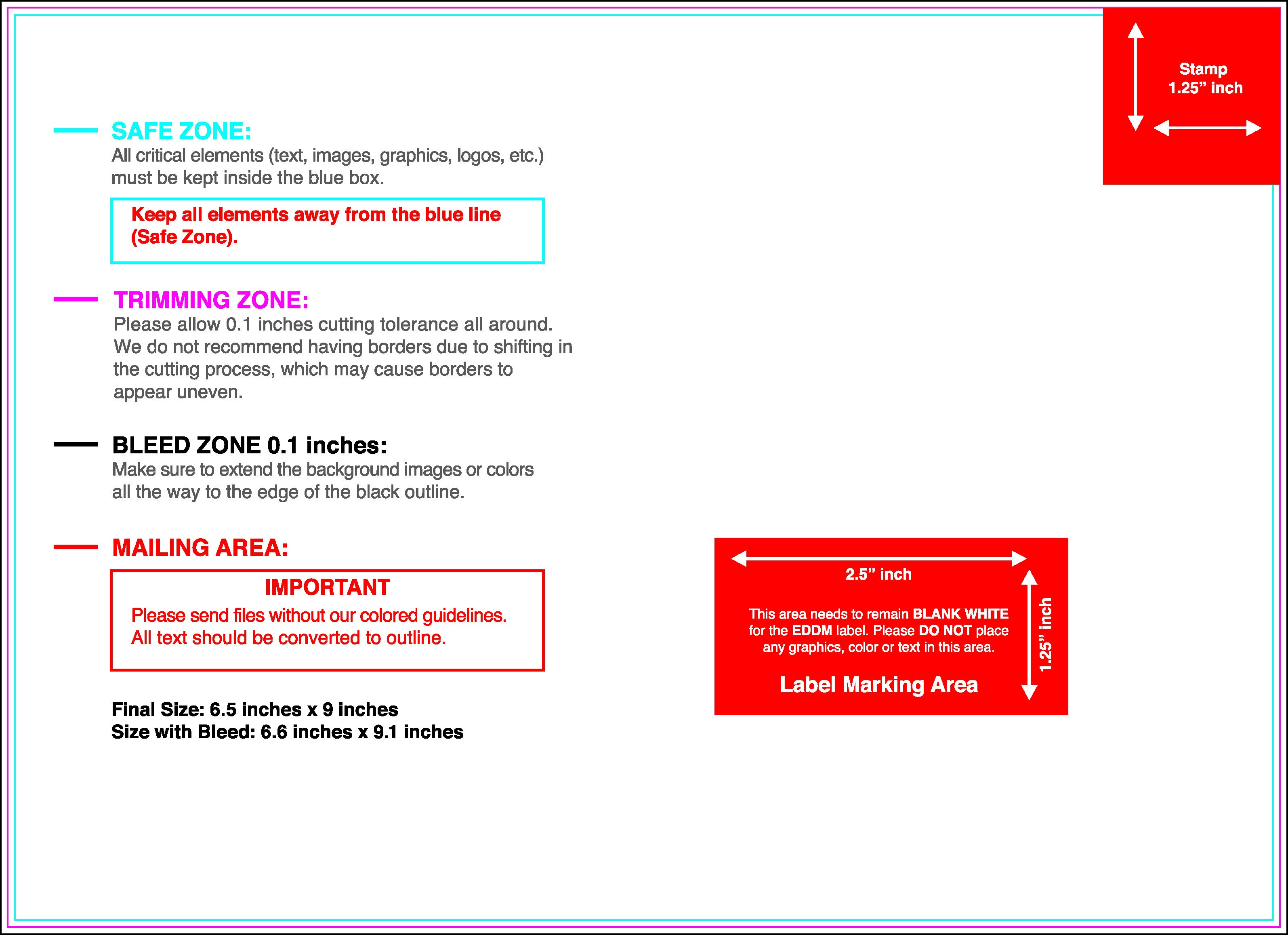 6 X 9 Postcard Template Cutthroat Printprint Your Postcards at Cutthroat Print