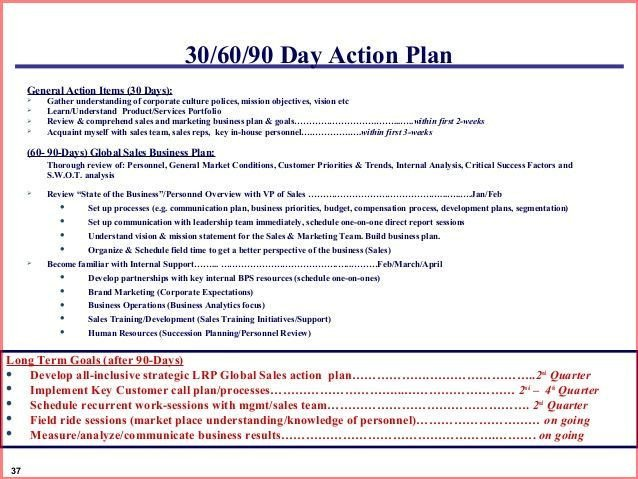90 Day Sales Plan Image Result for 30 60 90 Day Marketing Plan