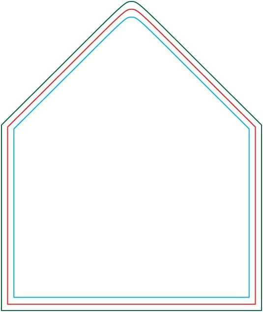A7 Envelope Template Word A7 Envelope Template