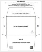 A7 Envelope Template Word Envelope Template – 131 Free Printable Word Pdf Psd