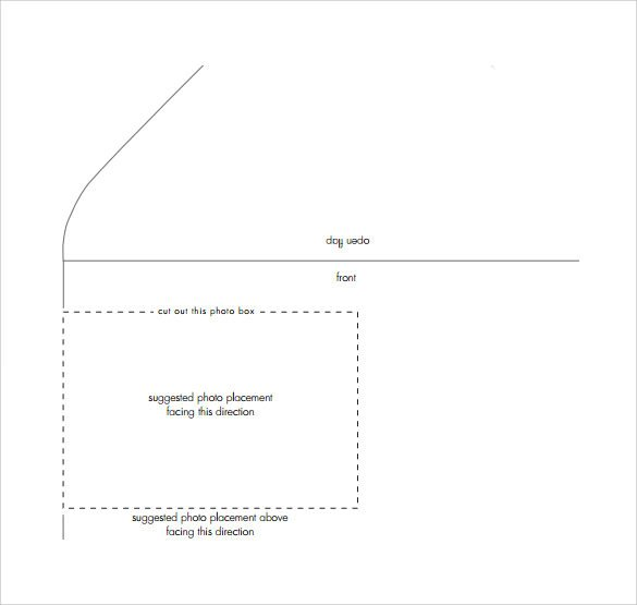 A7 Envelope Template Word Sample A7 Envelope 8 Documents In Word Pdf