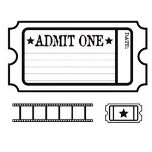 Blank Admit e Ticket Template ClipArt Best ClipArt Best