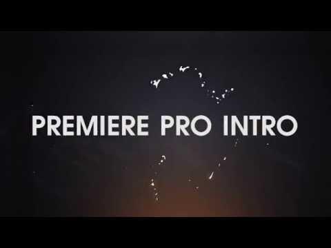Premiere Pro Intro Template Free Download