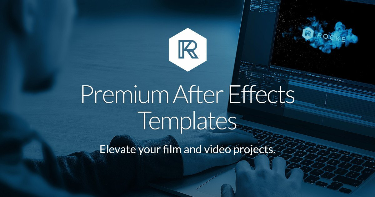 After Effects Templates Free Free after Effects Templates Rocketstock