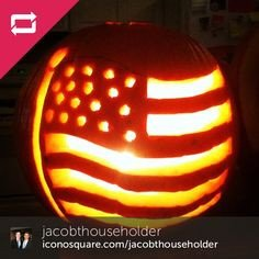 American Flag Pumpkin Carving Template Free American Flag Printable Pattern
