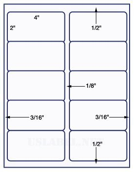 Avery 5163 Labels Template Avery 5163 Label Template Templates Station