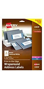 Avery Label Template 22825 Avery Easy Peel Permanent Print to the Edge Round Labels