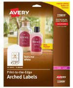 Avery Label Template 22825 Avery Removable Durable Rectangle Labels 3 12 X 4 34 White