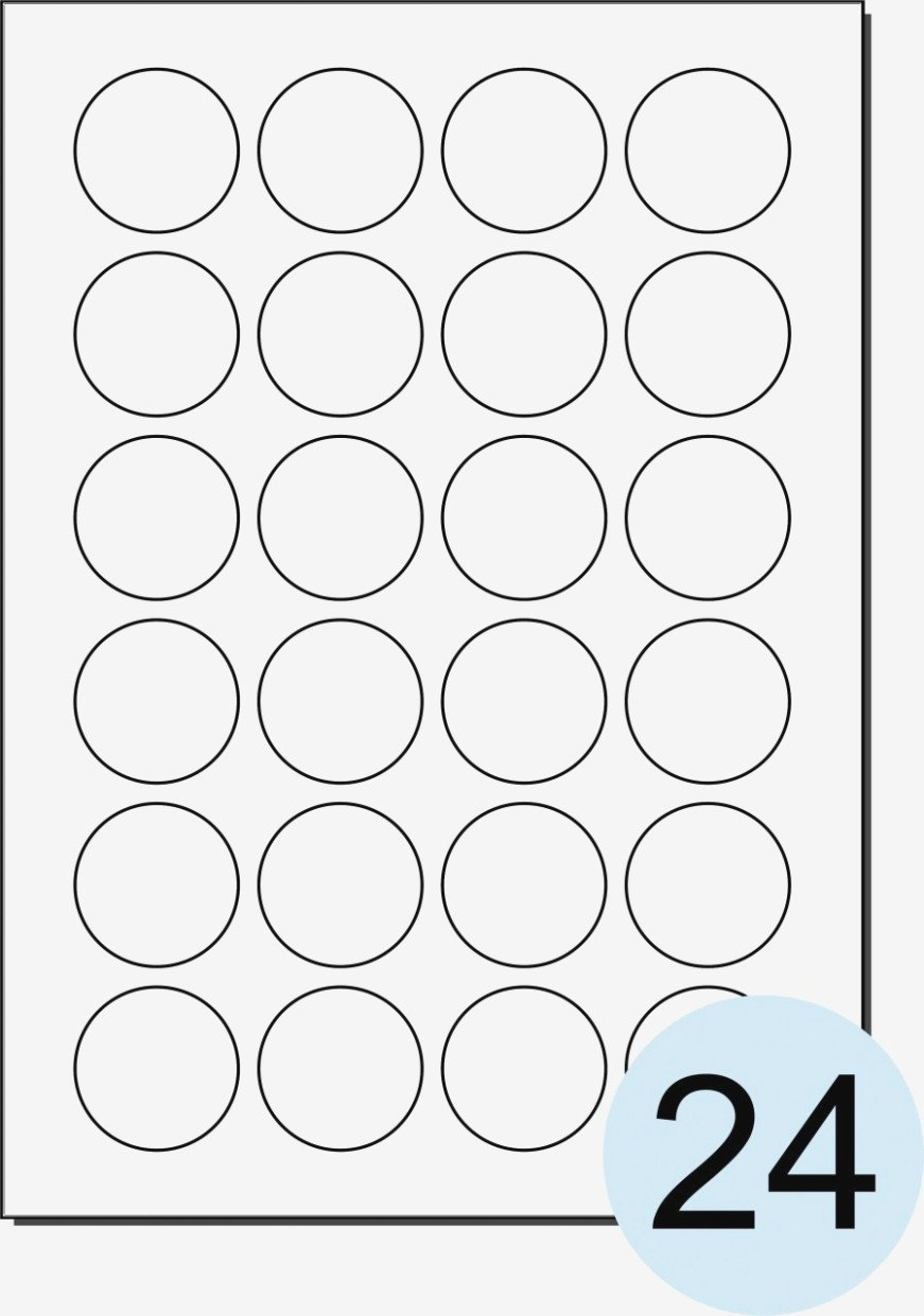 Avery Round Label Template 14 Doubts You Should Clarify