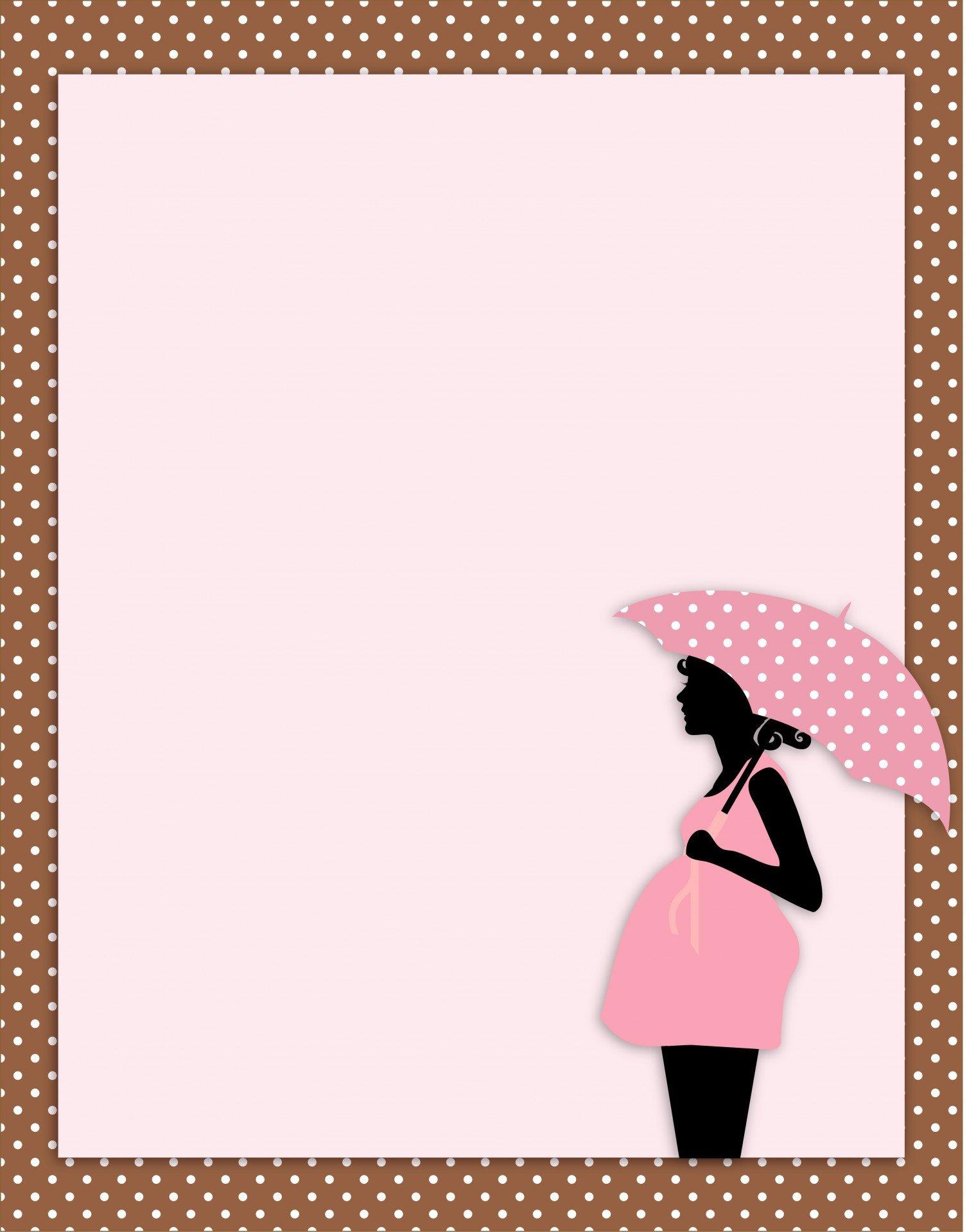 Baby Shower Card Template Baby Shower Card Template Free Stock Public Domain