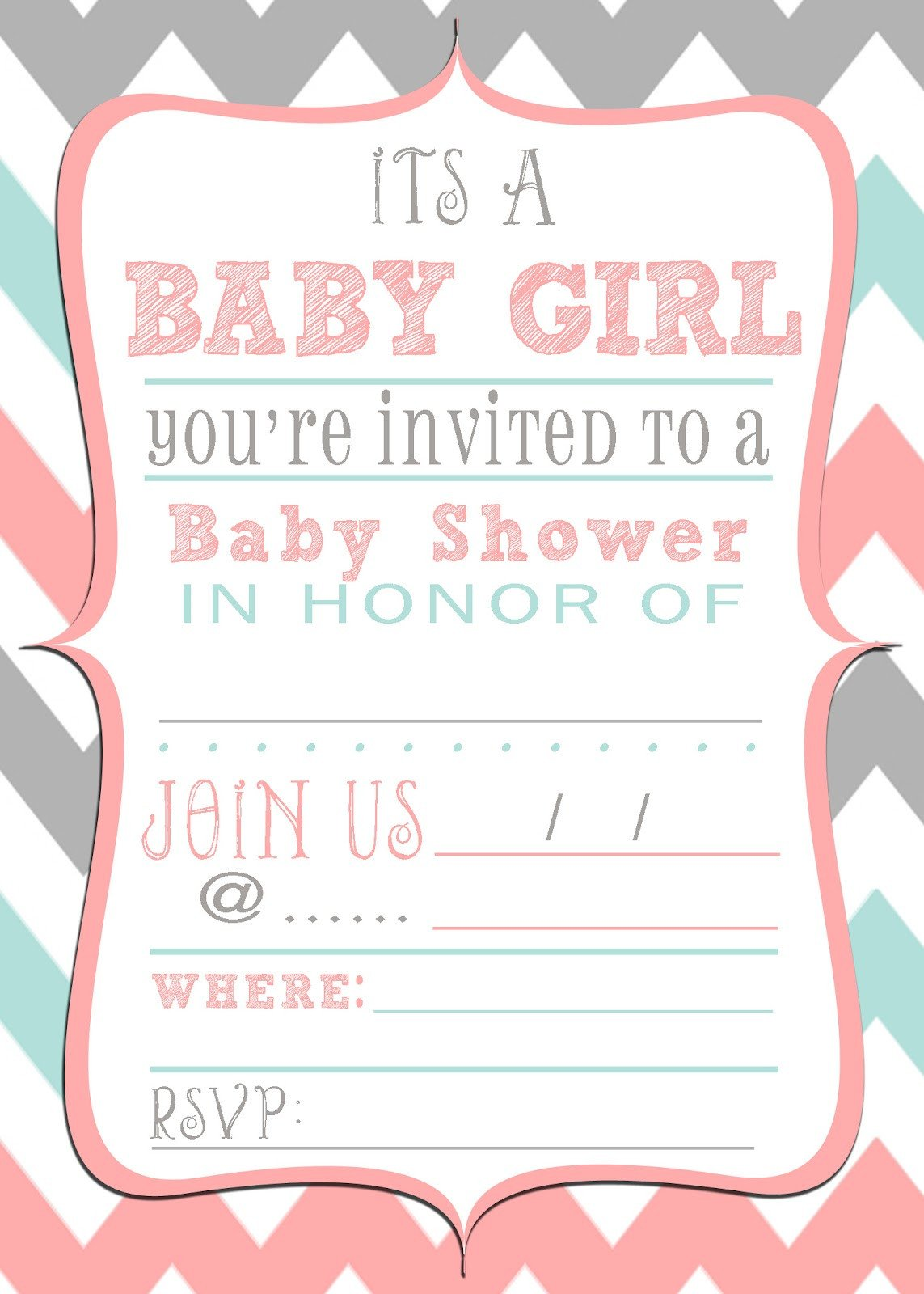 Baby Shower Invitation Free Template Mrs This and that Baby Shower Banner Free Downloads