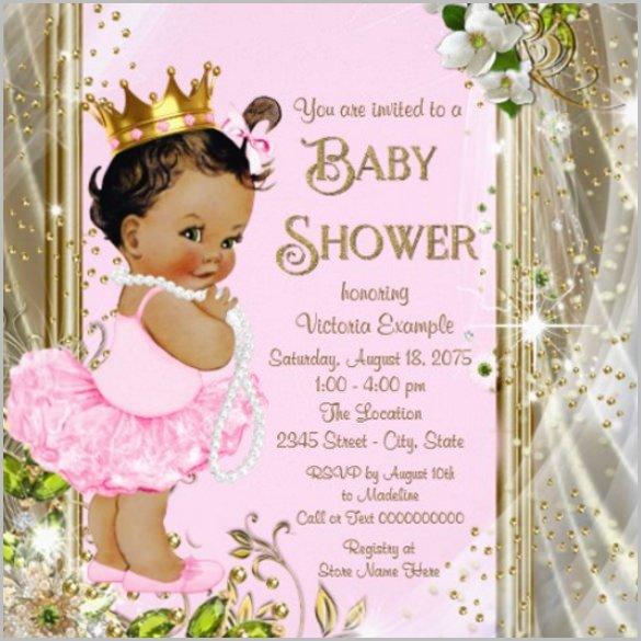 Baby Shower Invitations Templates Editable Baby Shower Invitation Template 29 Free Psd Vector Eps