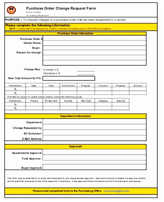Bank Change order form Template 7 Bank Change order form Template Taeew