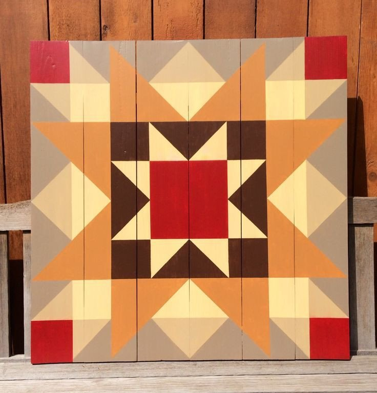 Barn Star Template 25 Best Ideas About Painted Barn Quilts On Pinterest