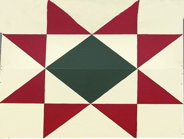 Barn Star Template 26 Best Images About Barn Quilt On Pinterest