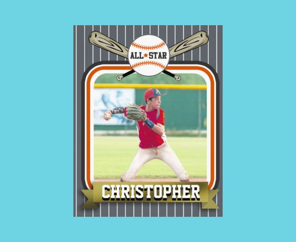 Baseball Card Template Word 33 Trading Card Template Word Pdf Psd Eps