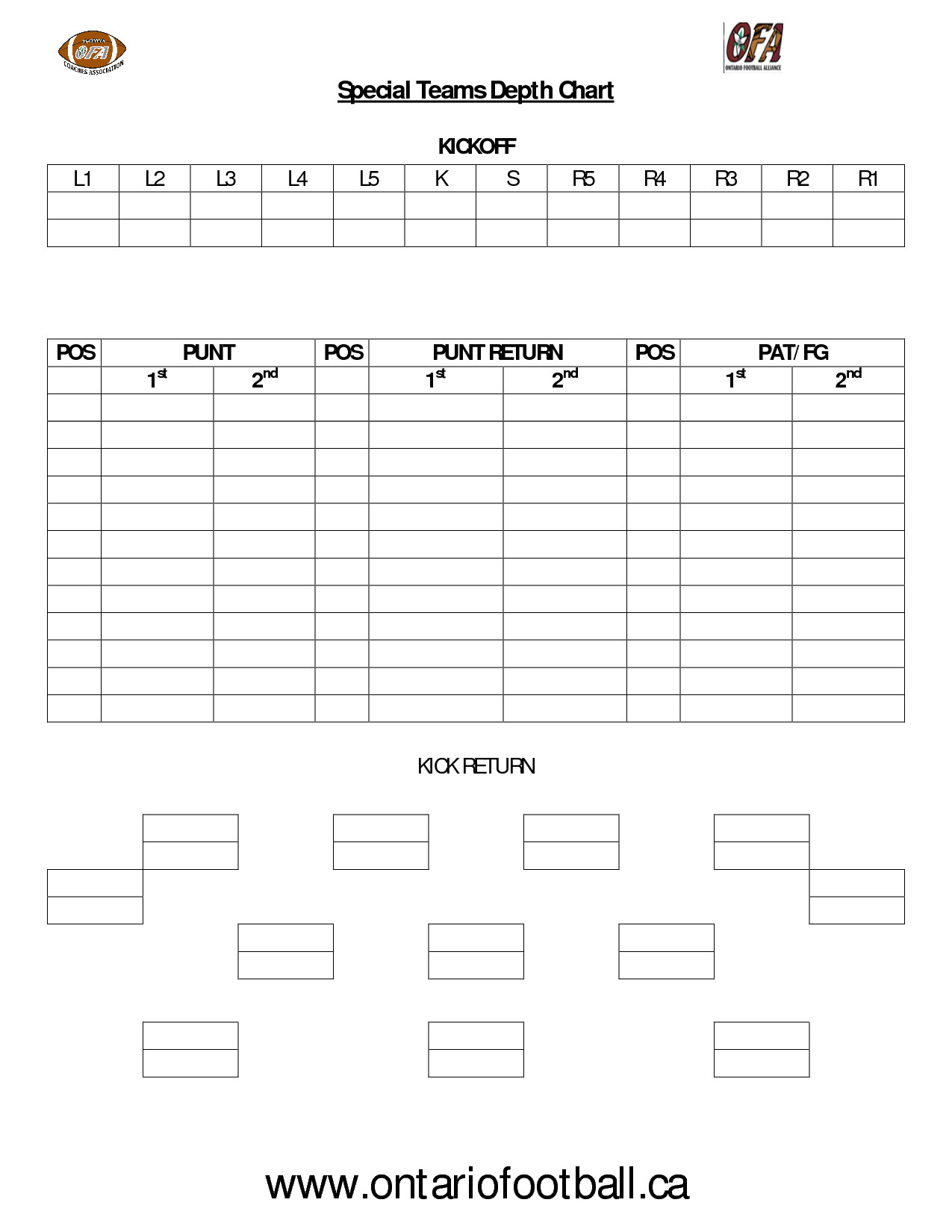 Baseball Depth Chart Template Download Printable Baseball Depth Chart Template