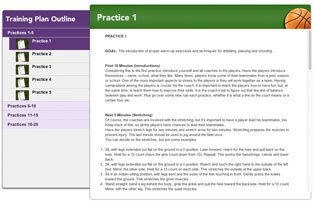 Basketball Practice Plans Template Basketball Practice Plan Template Pdfbasketball Practice
