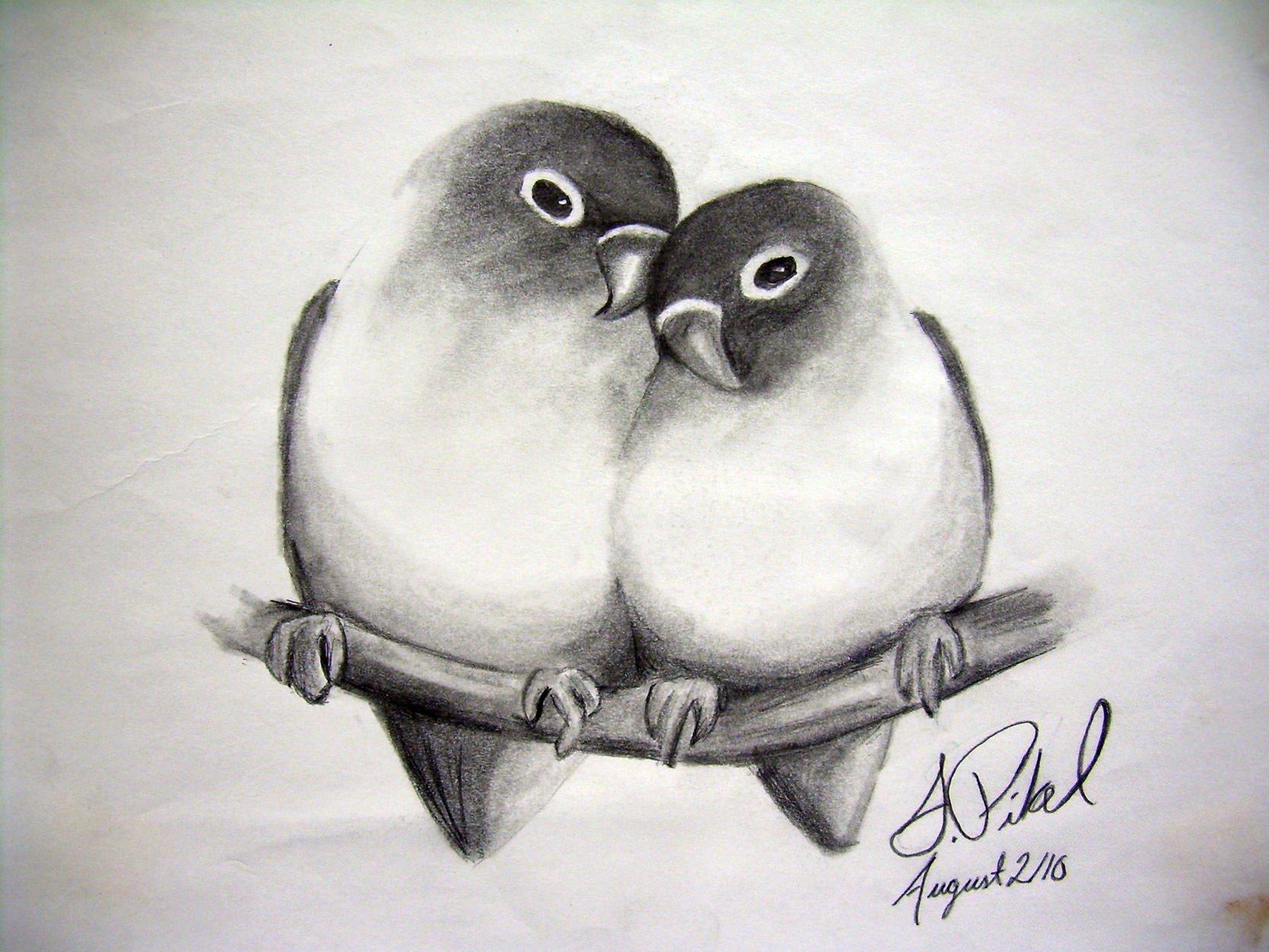 27 Love Drawings Pencil Drawings Sketches