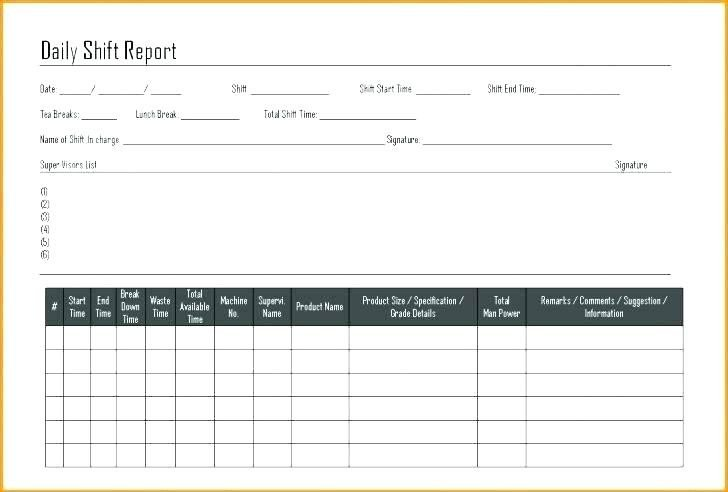 Bedside Shift Report Template Nursing End Of Shift Report Template – Copyofthebeautyfo