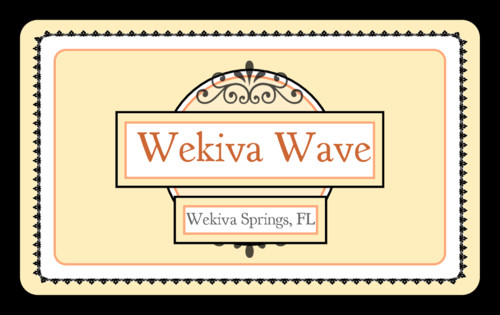 Beer Bottle Label Template Wekiva Wave Rectangular Beer Bottle Label Small Label