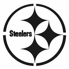 Bengals Pumpkin Carving Stencils Pittsburgh Steelers Logo American Football Team In the