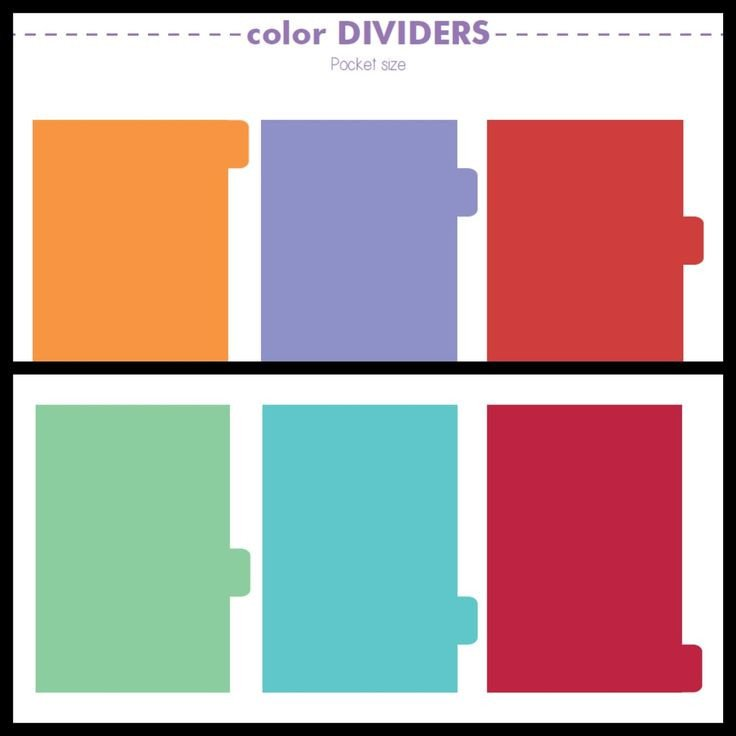 Binder Divider Tabs Template Best 25 Dividers for Binders Ideas On Pinterest