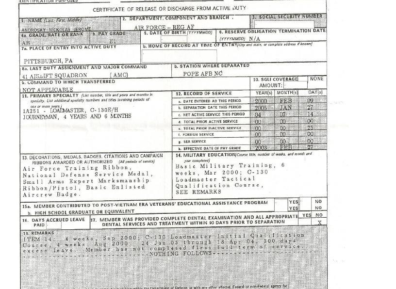 Blank Dd form 214 Pdf 13 Best S Of Dd214 form 1970 Printable Blank Dd