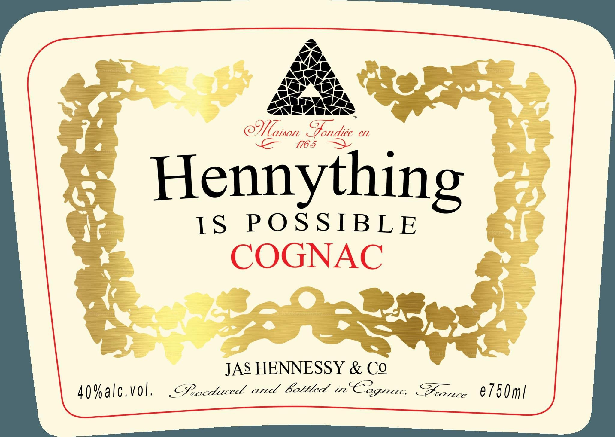 Hennessy Label Template FREE DOWNLOAD Printables Race
