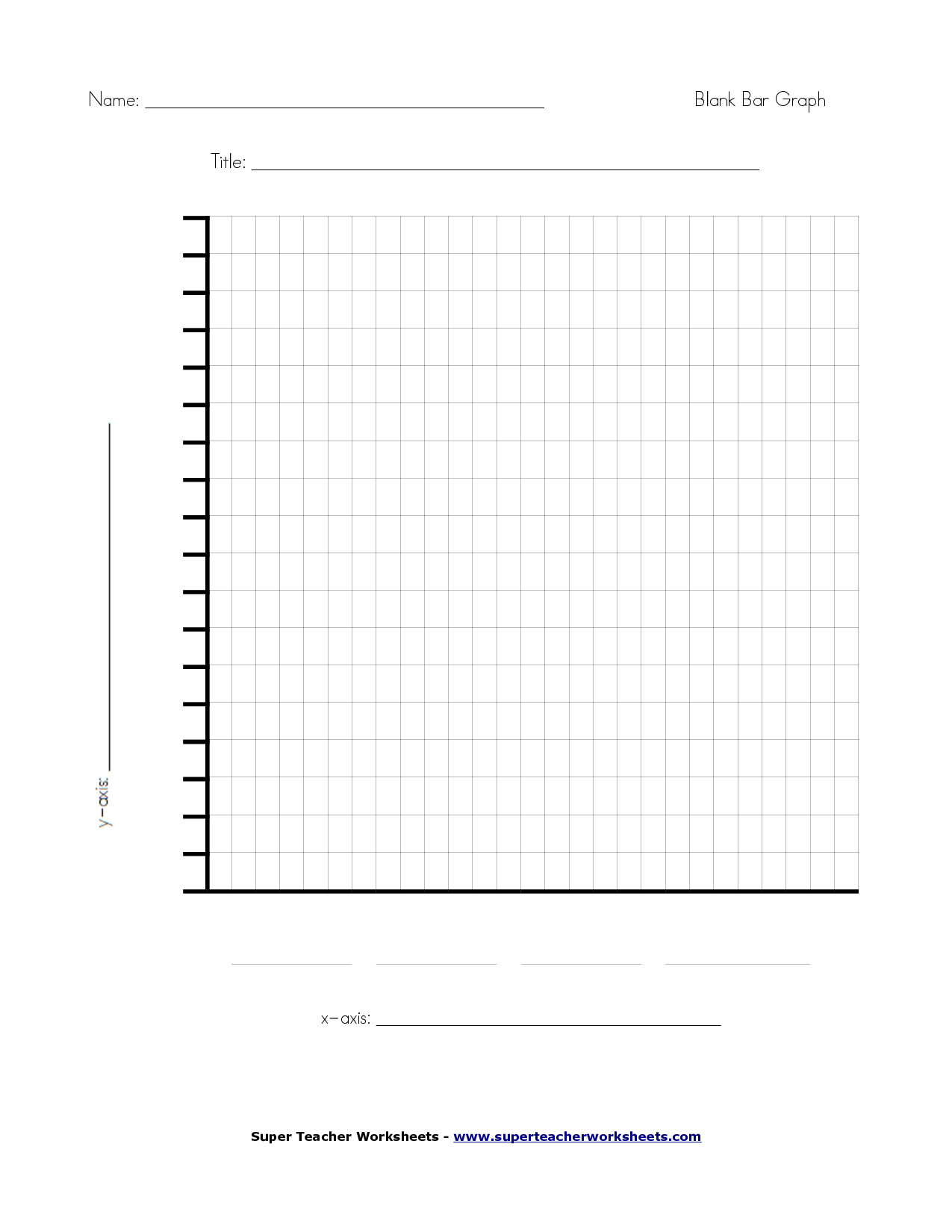 Blank Line Graph Template View source Image … Bar Graphs