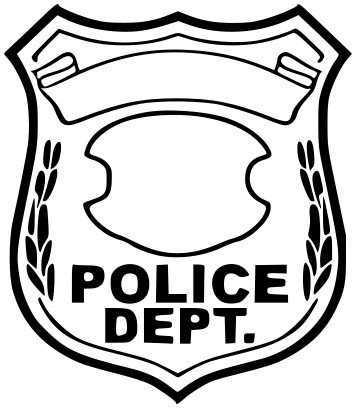 Blank Police Badge Template Police Badge Blank Blanks assorted assorted 4 Police