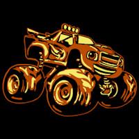 Blaze and the Monster Machines 02 StoneyKins Pumpkin