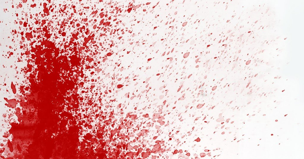 Blood Splatter Powerpoint Backgrounds PPT Backgrounds